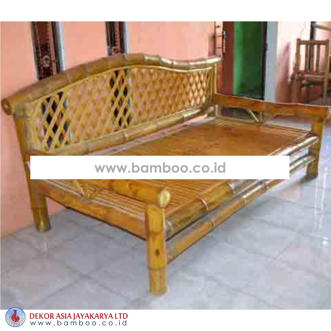 BAMBOO BENCH 3 SEATERS, BAMBOO FURNITURE, FURNITURE